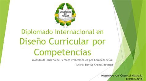 Diseño Curricular Por Competencias Profesionales Analisis Funcional Por Competencias