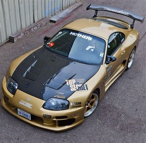 widebody supra mk4 toyota supra top secret 3000 widebody kit toyota supra
