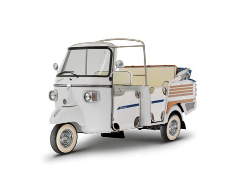 piaggio ape sales and conversions by tukxi food