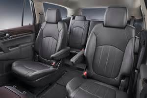 Buick Enclave Seats 8 Sinatra Would Approve Cruising L A In A 2015 Buick