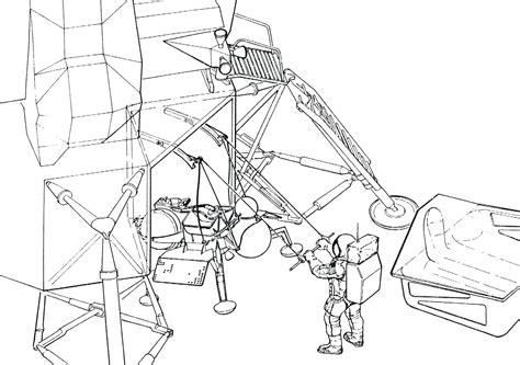 lunar module diagram diagram apollo 11 lunar module diagram