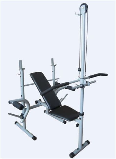 lat bench healthline 174 power pro olympic bench press weight