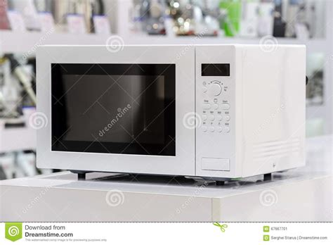 microwave store microwave oven in retail store stock photo image 67667701