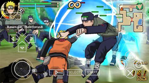 game ppsspp naruto impact mod naruto shippuden ultimate ninja impact psp iso free