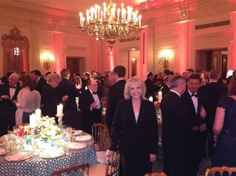 white house diner jan and barack bffs lol says brewer after white house dinner arizona capitol times