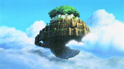 Castle In The Sky castle in the sky images laputa hd wallpaper and