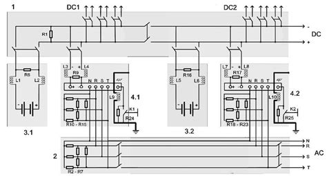 australian domestic switchboard wiring diagram style by
