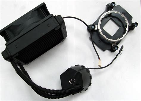 dell rm4cg alienware water cooling kit with pp749 fan adapter screws ebay