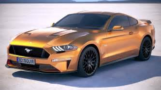 ford mustang gt 2018 squir