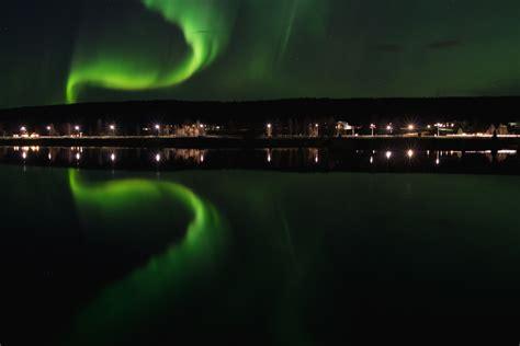 how often can you see the northern lights northern lights over vindel 228 lven fotograf ume 229 bjarte