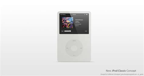 beautiful  ipod touch  ipod classic renders