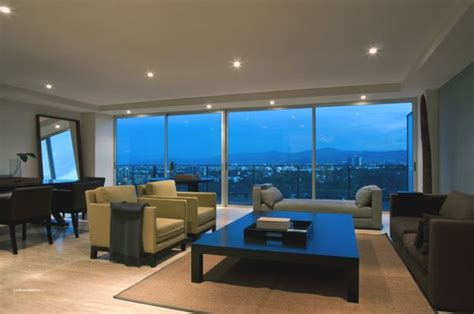 appartments in the city the las flores modern apartment in mexico city