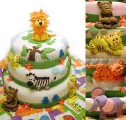 tortas animales salvajes imagui