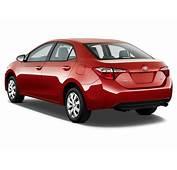 Image 2014 Toyota Corolla 4 Door Sedan CVT LE Natl