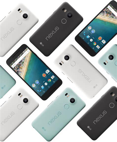 nexus 5 mobile nexus 5x