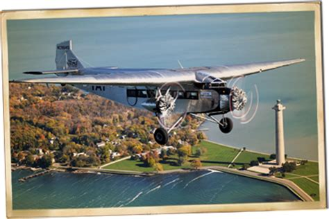Port Clinton Ford by The Liberty Aviation Museum Collection