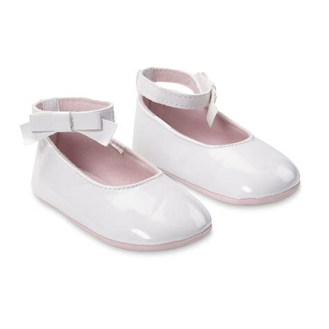infant dress shoes baby s white dress shoe