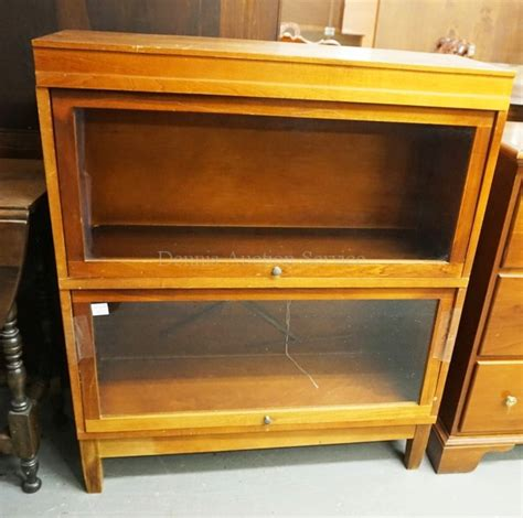 40 inch wide bookcase 2 stack barristers bookcase 34 inches wide 40 inches high