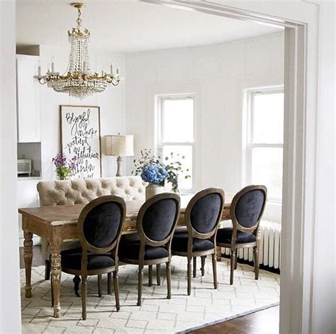 whitney renee anderson french country dining room