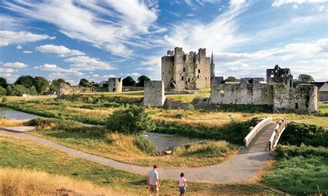 ireland castles vacation with airfare from great value vacations in mohill ie groupon getaways