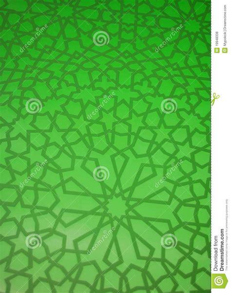 islamic pattern background green islamic geometric pattern royalty free stock photos