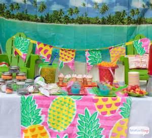 Beach Home Decorations backyard beach party ideas atta girl says