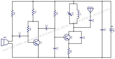 fm radio receiver circuit diagram pdf fm transceiver circuit diagram