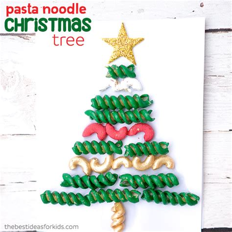 italian christmas crafts for kids macaroni decorations www indiepedia org