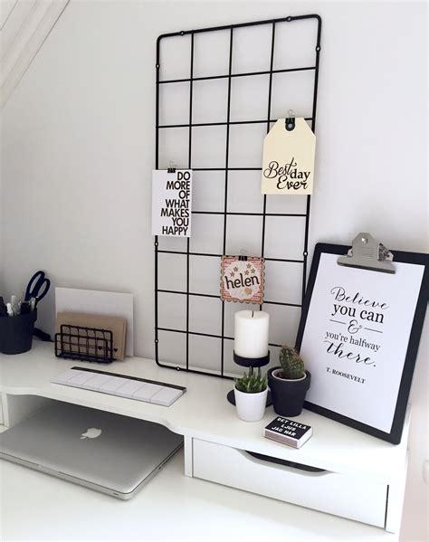 ikea bedroom desk minimalist black and white workspace ikea alex desk ikea