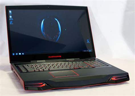 Laptop Alienware M18x Di Indonesia alienware s m18x part 1 nvidia s geforce gtx 580m in sli