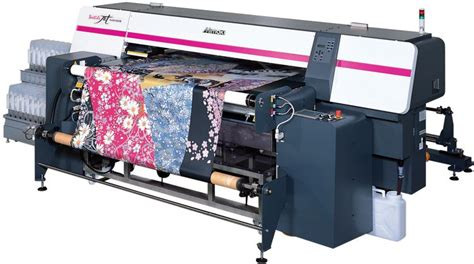 printable fabric inkjet printers mimaki tx400 1800b new adhesive belt equipped large