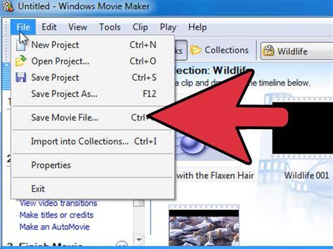 tutorial come usare windows live movie maker come usare windows movie maker 10 passaggi