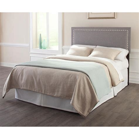 adjustable headboard fashion bed group wellford full queen size upholstered