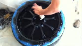 Painting Truck Wheels Black How To Paint Your Car Wheels Black