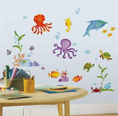 Kinderzimmer Gestalten Fische by Wandtattoos F 252 Rs Kinderzimmer Die Jedes Erfreuen