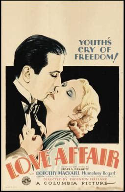 film love affair love affair 1932 film wikipedia