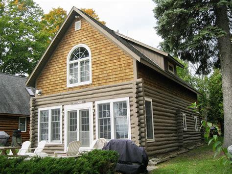 Cottages Ottawa by Ottawa Cottage Leelanau S Rustic Resort