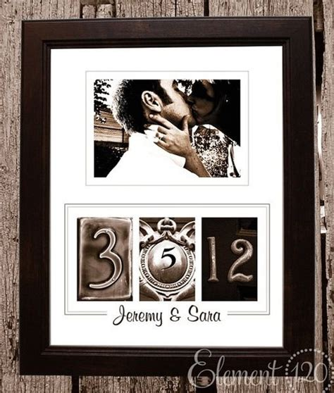 wedding anniversary frames anniversary picture frame cool ideas