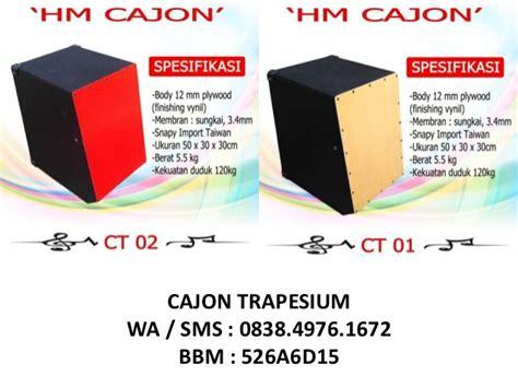 Cajon Elektrik Harga 0838 4976 1672 axis drum box cajon murah cajon custom