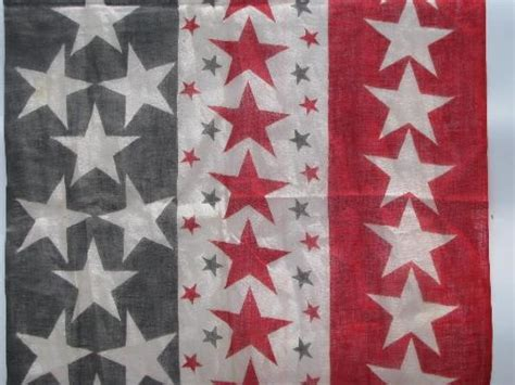 printable flag fabric antique vintage american flag stars and stripes print