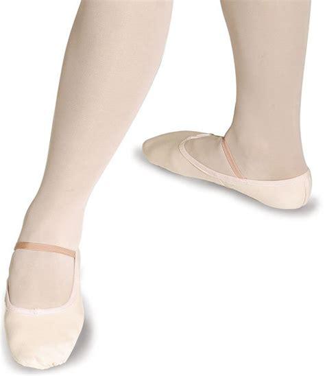 canvas ballet shoes dancemania dancewear