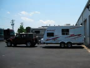Jeep Wrangler Unlimited Towing Travel Trailer Rv Net Open Roads Forum Travel Trailers Opinions On