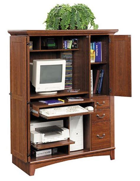 computer armoire walmart
