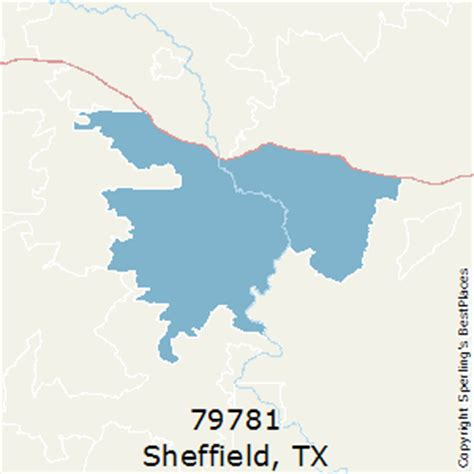 sheffield texas map best places to live in sheffield zip 79781 texas