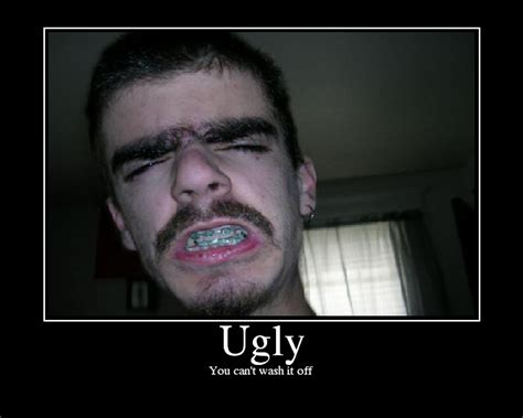Ugly Guy Meme - ugly people with unibrows