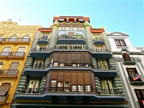 casa en valencia casa egipcia o casa jud 237 a en valencia obra del arquitecto