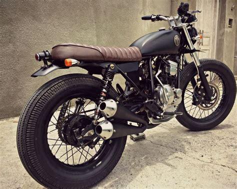 motorcycle style yamaha scorpio 225 brat style by dirkimango malamadre
