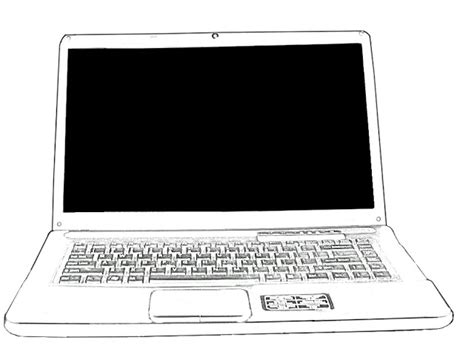 sketchbook for laptop stock pictures laptop sketches