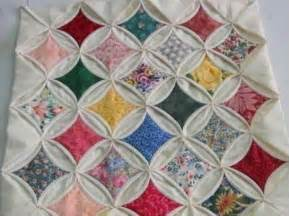 Mock Cathedral Window Quilt Pattern by Mock Cathedral Quilt Pattern Gallery