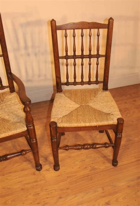 Oak Kitchen Table And Chairs by Oak Kitchen Diner Chair Set Refectory Table And